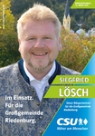Bürgermeisterplakat CSU